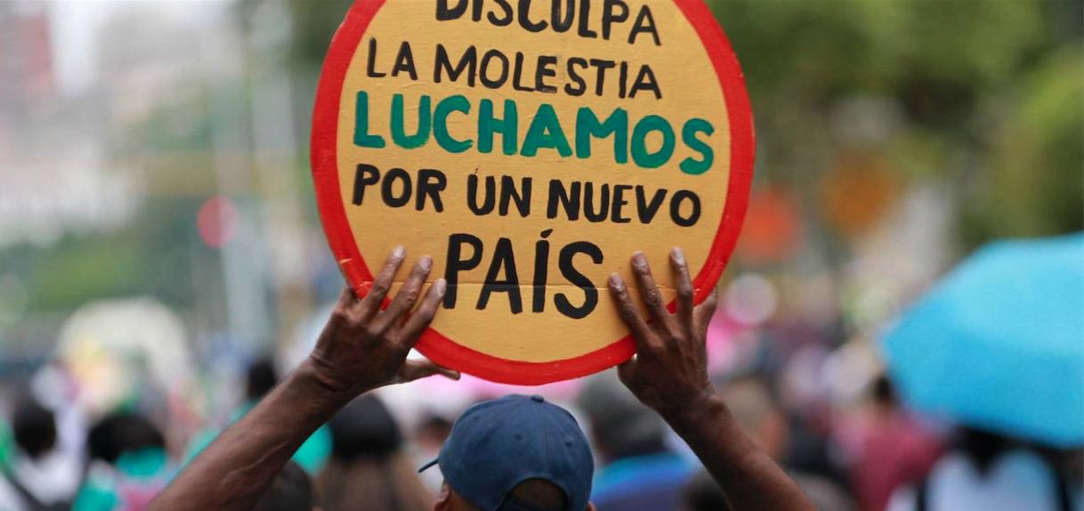 Colombia, 21 novembre