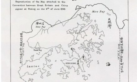 Hong Kong, or How Social Struggles Can Reinforce the Cartography of Capitalist Enclosure