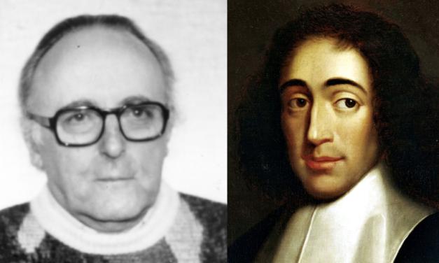 Alexandre Matheron, Spinoza al presente