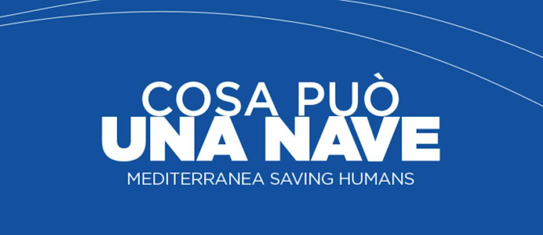 """""""Cosa può una nave?"""" – Mediterranea Saving Humans"""