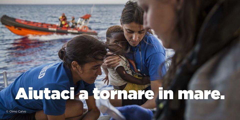 Mediterranea – Aiutaci a tornare in mare