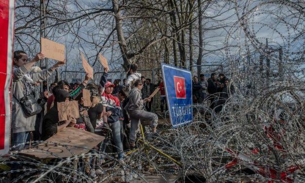 Tra Grecia e Turchia