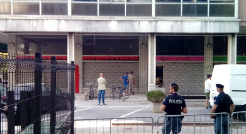 Sgombero estivo a Padova: chiuso il Bios Lab