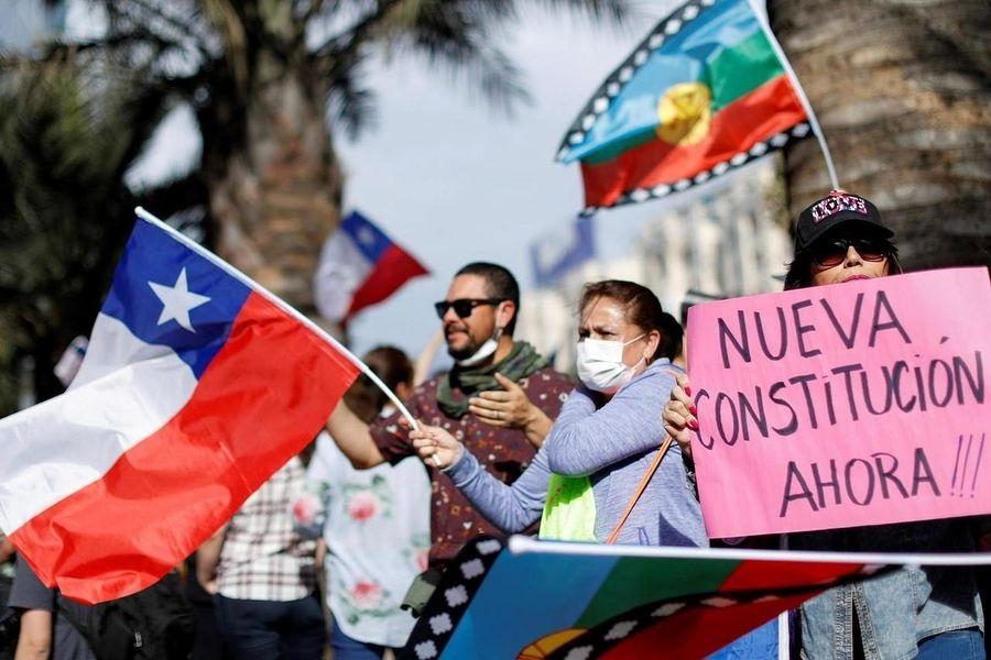 Chile Rebelión: referendum di entrata – Poscritto