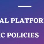 """Digital Platforms and Public Policies"", PLUS, 16 dicembre 2020, 17:00-19:00"