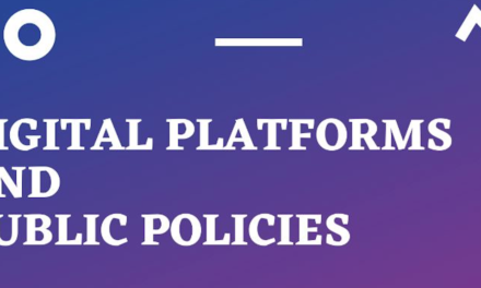 """Digital Platforms and Public Policies"", PLUS, 16 dicembre 2020, 17:00-19:00"
