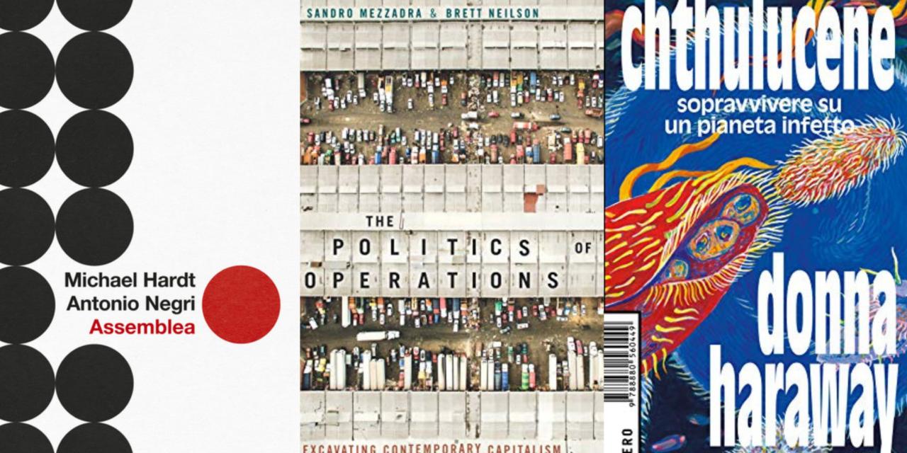 Su Assembly, The Politics of Operations e Chtulucene