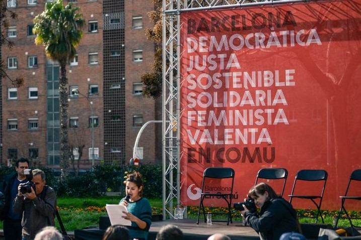 Città, beni comuni, partecipazione: Esiste il modello Barcellona? – Seminario online di formazione con Iolanda Bianchi