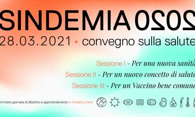 #Sindemia0202 – Convegno sulla salute