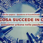 Call for papers – Quaderno di EuroNomade – Aprile 2021