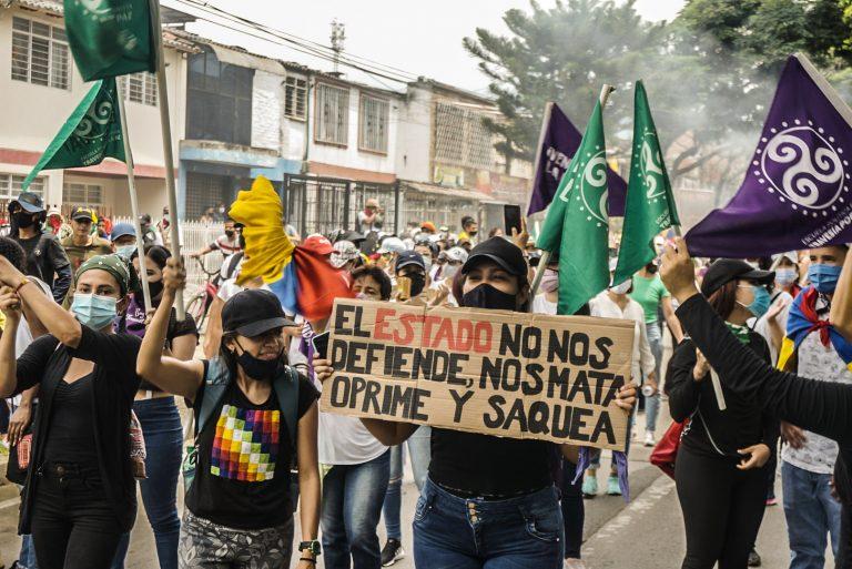 Alejandro Cortés: «In Colombia abbiamo rotto il patto con l'indifferenza, adesso la sfida costituente»